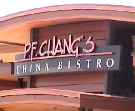Pf Changs Fast Food